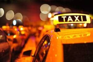 Rideshare and Taxi Accident Attorneys