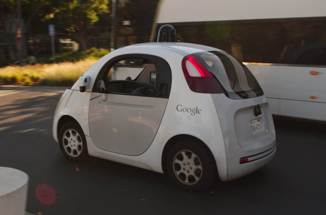 self-driving car accidents