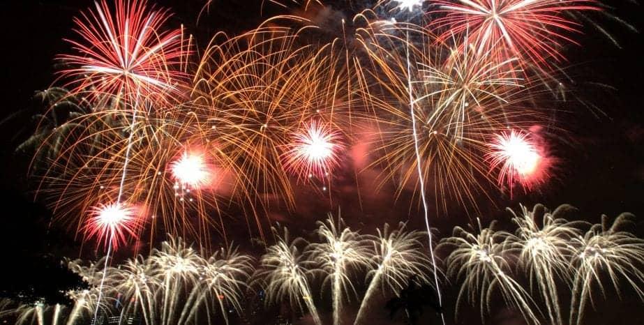 Fireworks Injury