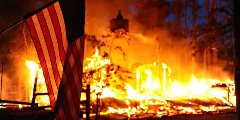 Property Fire Loss Claim